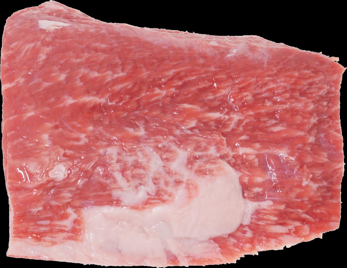 牛肩赤肉 商用可フリー画像・背景透過